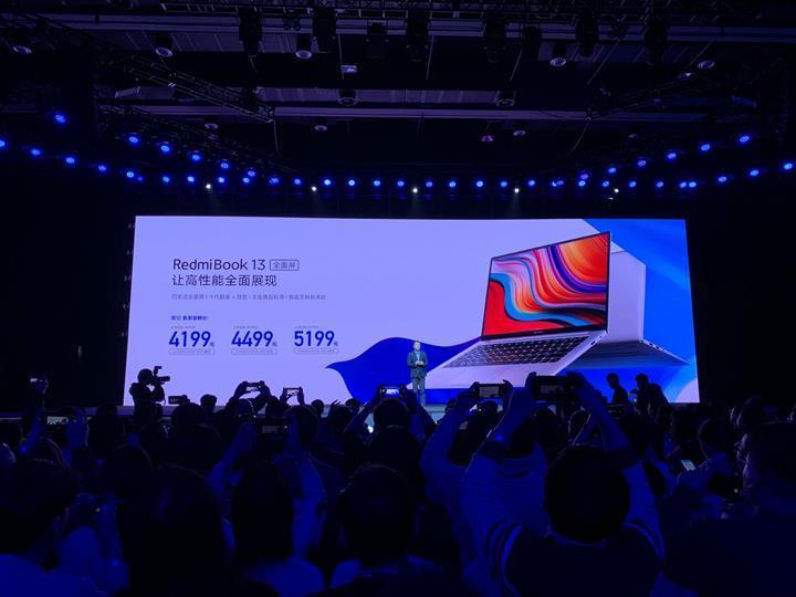 RedmiBook 13 tanıtıldı: İşte özellikleri ve fiyatı