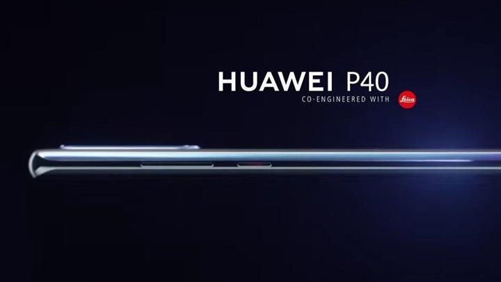 Huawei P40'a ait olduğu iddia edilen ilk render görüntüsü sızdı