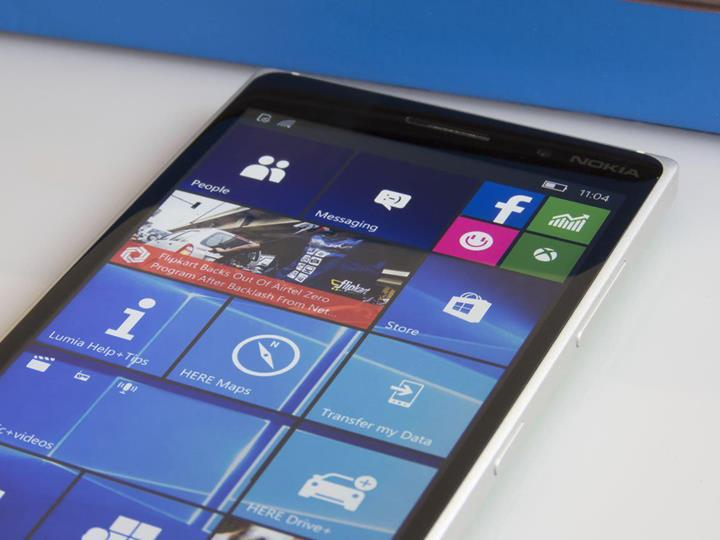 Microsoft, Windows 10 Mobile desteğini sonlandırdı