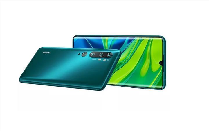 Xiaomi Mi Note 10 resmi satışlara başladı