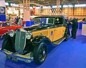 Pininfarina'nın hayata geçirilen ilk otomobil tasarımı Lancia Dilambda