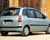 2001 Hyundai Matrix