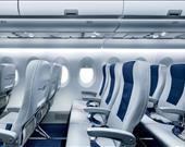 Sukhoi Superjet 100 iç tasarımı