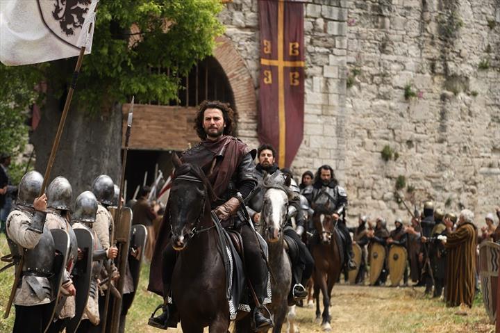 Rise of Empires: Ottoman mini dizisi gelecek ay Netflix'e ekleniyor