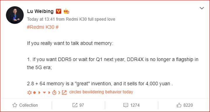 LPDDR5 RAM bellekli Xiaomi telefonlar yolda