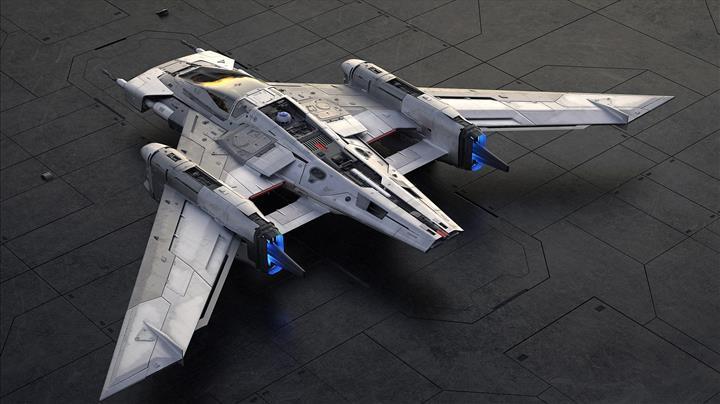 Porsche ve Lucasfilm, Star Wars'ın yeni uzay gemisini birlikte tasarladı
