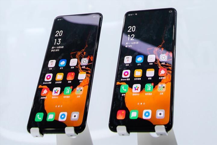 Oppo'dan, bağlantı noktası, düğmesi ve çentiği olmayan akıllı telefon prototipi
