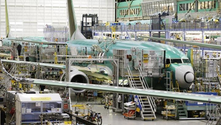 Boeing, kazadan 9 ay sonra 737 MAX üretimini durdurma kararı aldı