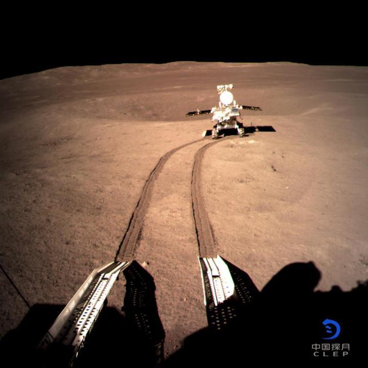 Çin'in Ay'ın uzak yüzüne indirdiği gözlem aracından tarihi rekor