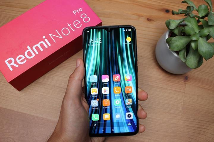 AnTuTu'ya göre en güçlü orta sınıf telefon: Redmi Note 8 Pro