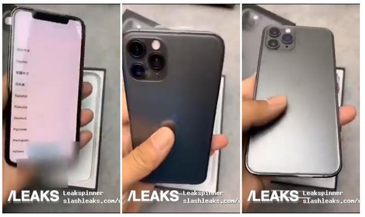 iPhone SE 2 olduğu iddia edilen cihazın videosu yayınlandı