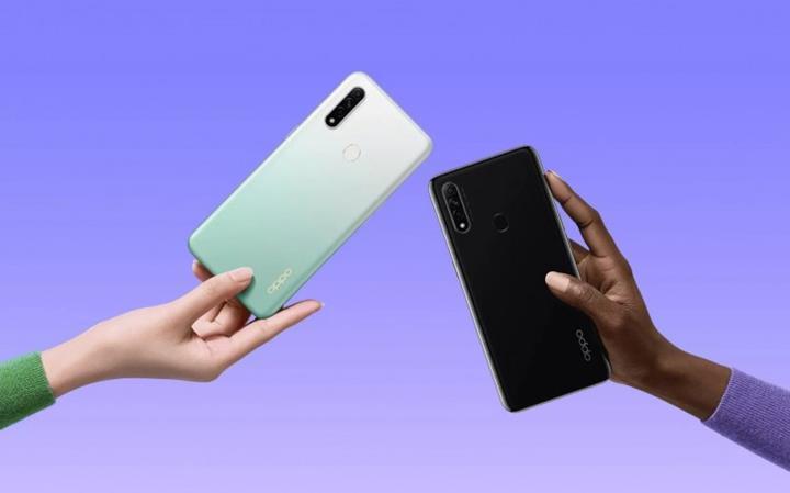 Oppo'nun giriş seviyesi telefonu A8 piyasaya sürüldü