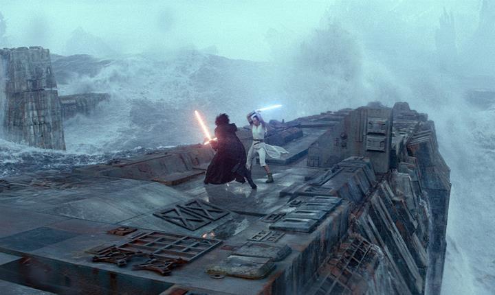 Star Wars: The Rise of Skywalker'dan gişede büyük hayal kırıklığı