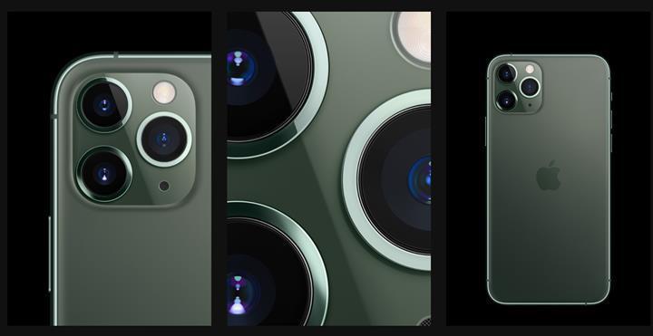 iPhone 11 Pro modelleri ile mükemmel fotoğraf ve videolara imza atın