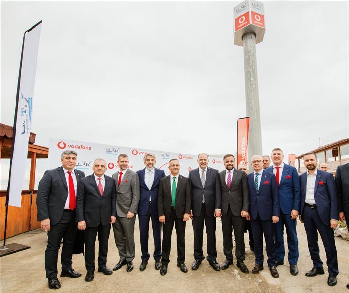 En fazla yerli baz istasyonu Vodafone'da