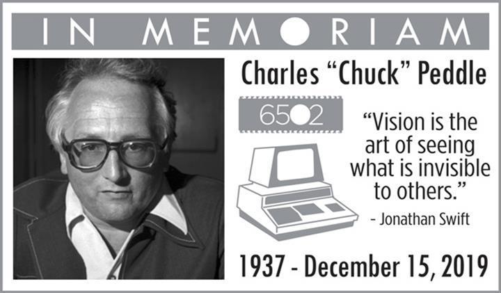 Uygun fiyatlı bilgisayarların yolunu açan Chuck Peddle hayatını kaybetti
