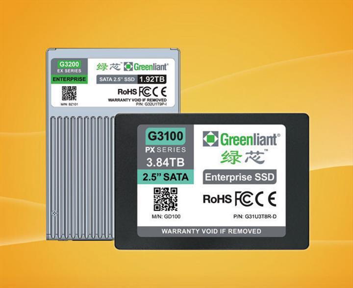Greenliant 5 yıllık 30 DWPD garantili SLC SSD'lerini duyurdu