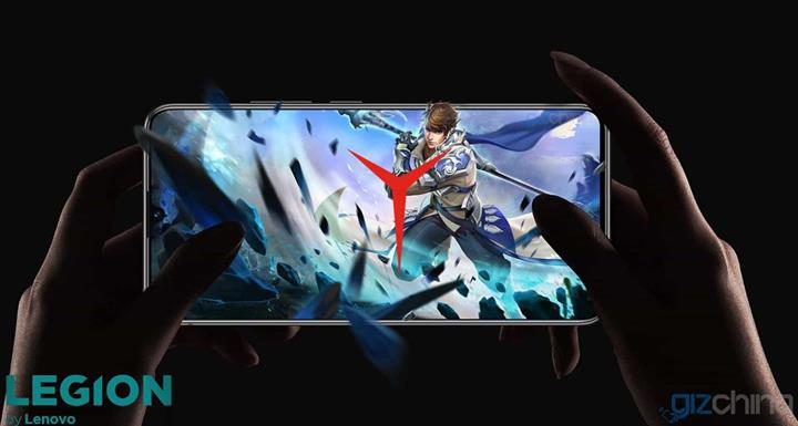 Lenovo'dan oyuncu telefonu geliyor: Legion Gaming Phone