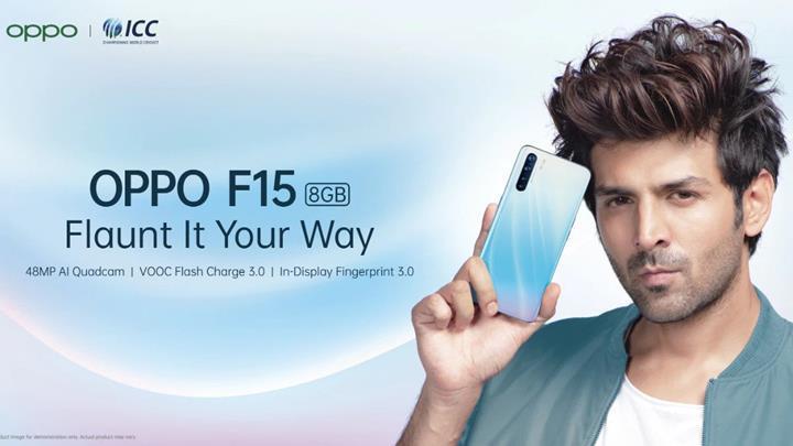 Oppo'dan F serisi yeni bir akıllı telefon geliyor