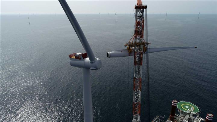 Danimarka, 2019 yılında ürettiği elektriğin yüzde ellisini yenilenebilir kaynaklardan elde etti