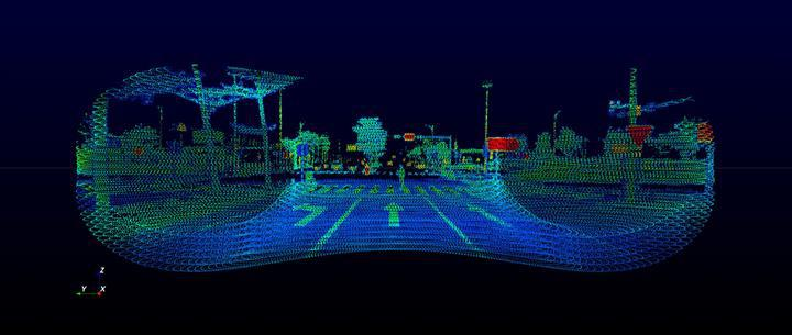 DJI yatırımından sürücüsüz araçlar için LiDAR cihazları