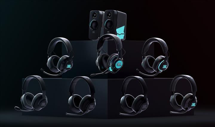 JBL Quantum kulaklık serisi oyuncular için hazırlandı
