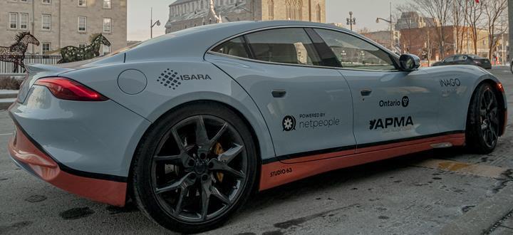 Kuantum bilgisayarla bile hacklenemeyeceği iddia edilen otomobil tanıtıldı: Karma Revero GT