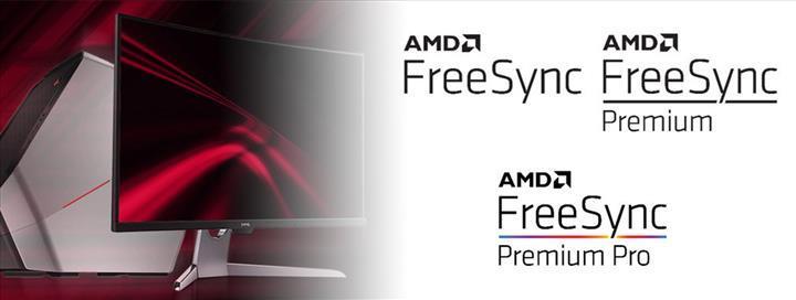 AMD FreeSync isimlendirmesi değişti