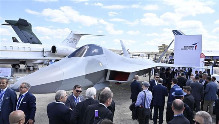 Milli Muharip Uçak'ın yerli motor süreci ile ilgili yeni bilgiler paylaşıldı