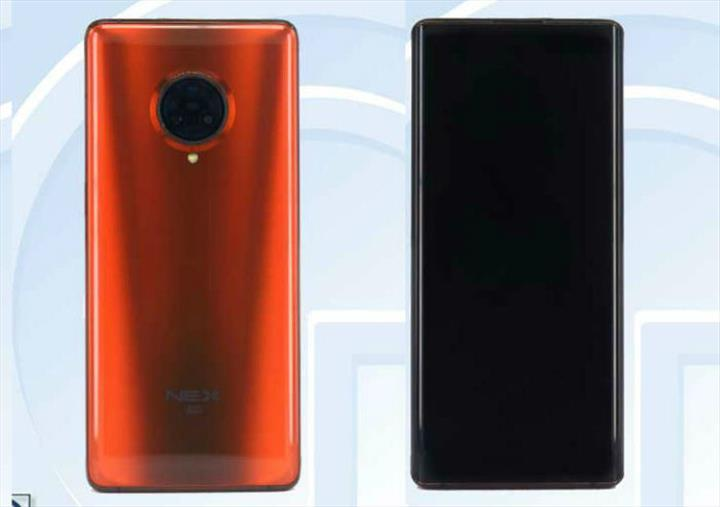 Vivo'nun V1950A model adıyla yeni bir telefonu TENAA'da listelendi