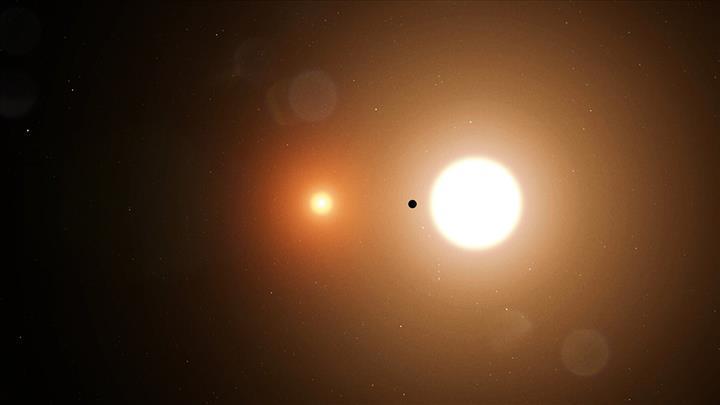17 yaşındaki NASA stajyeri yeni bir gezegen keşfetti