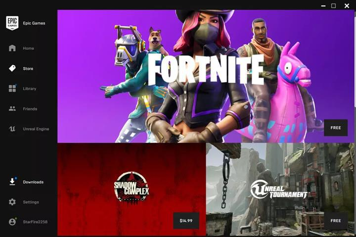 Epic Games mağazası 100 milyon kullanıcıyı geçti