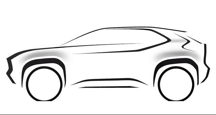 Toyota Yaris tabanlı yeni bir B-SUV geliyor