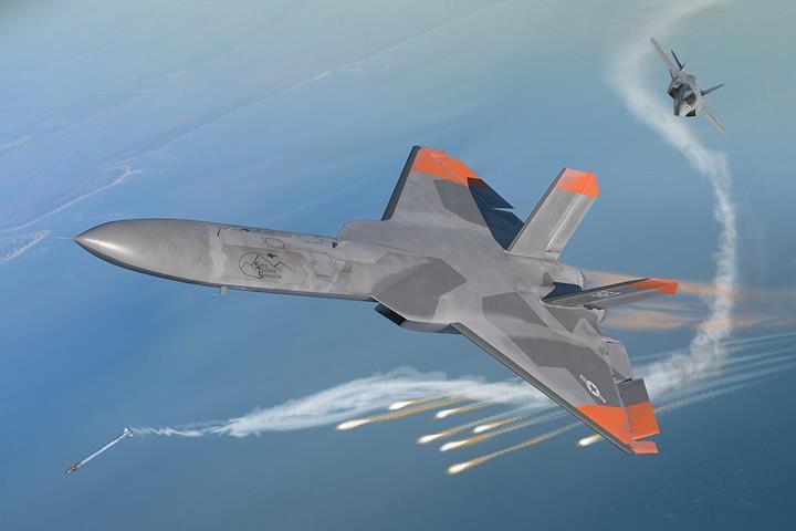 ABD ordusu için geliştirilen 5. Nesil Hedef Uçak projesinde sona yaklaşılıyor