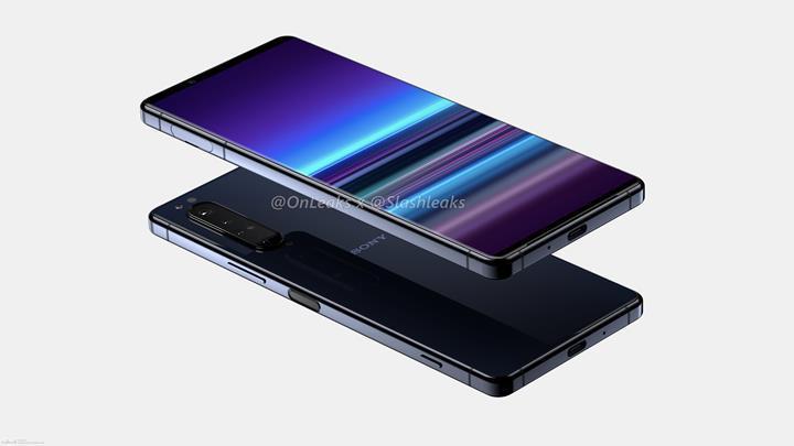 Sony Xperia 5 Plus, 4K ekrana sahip ilk 5G destekli telefon olacak