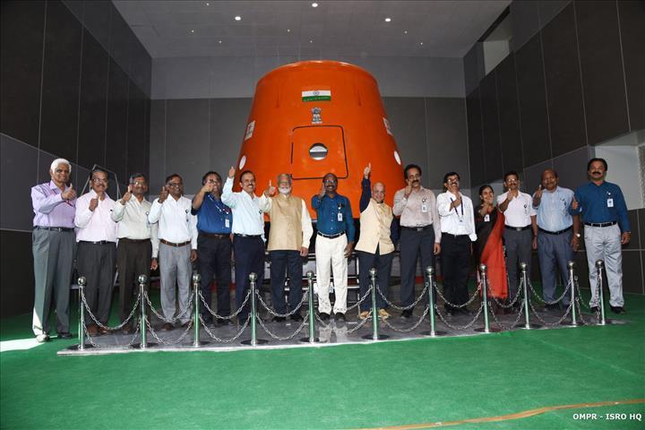 Hindistan, ilk insansı robotunu bu yıl uzaya gönderiyor