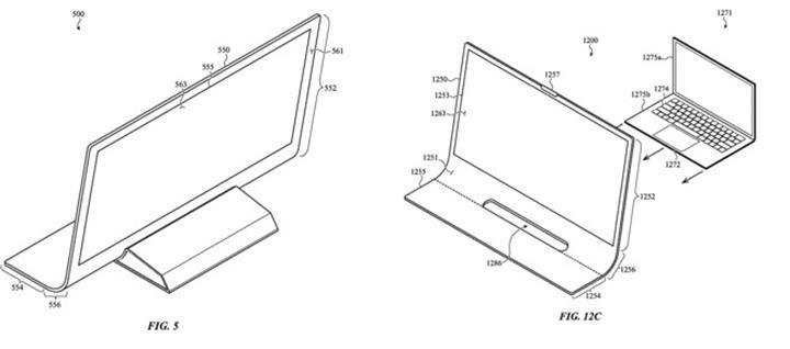Apple, kavisli camdan yapılmış Mac patenti aldı