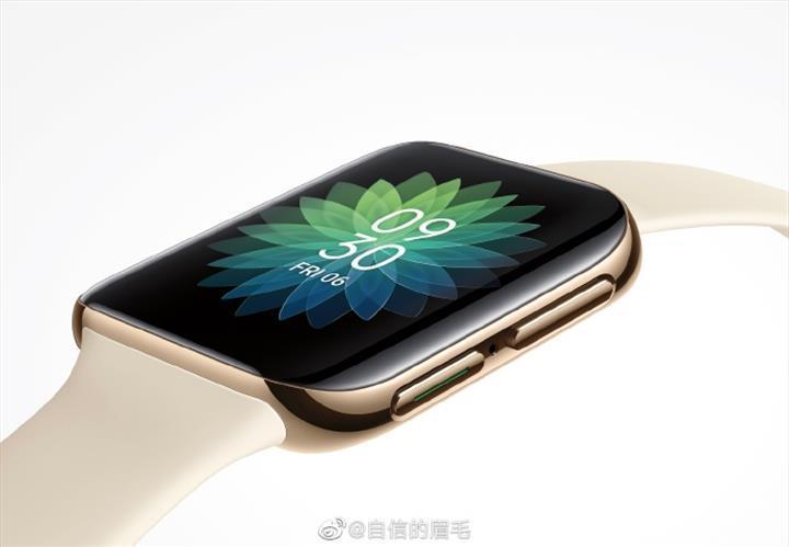 Oppo, yakında piyasaya süreceği akıllı saatin resmi görselini yayınladı