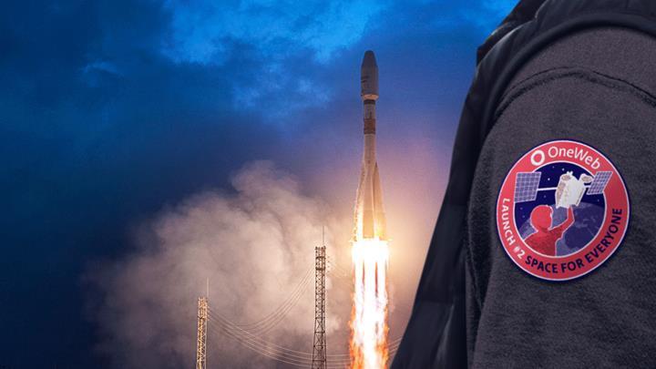 Uzaydan internette SpaceX'in rakibi olan OneWeb'ten önemli adım