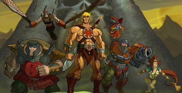 Canlı-aksiyon He-Man filmi doğrudan Netflix'te yayınlanabilir