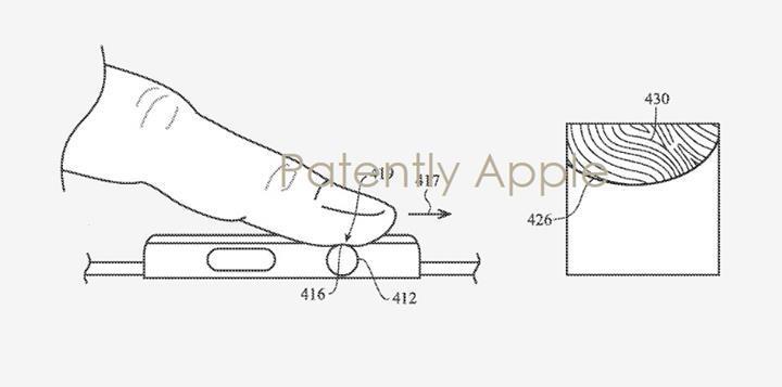 Yeni nesil Apple Watch modelleri Touch ID sensörü ile gelebilir