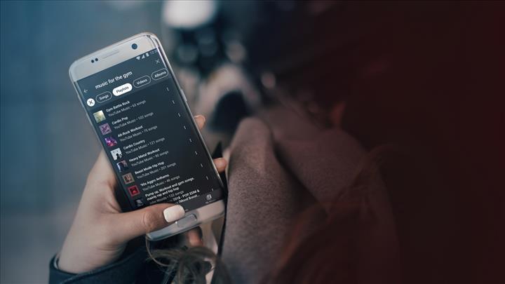 YouTube Music'e kendi şarkılarınızı yükleyebileceksiniz