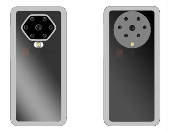 Oppo, 7 kameralı akıllı telefon modelini piyasaya süren ilk şirket olabilir