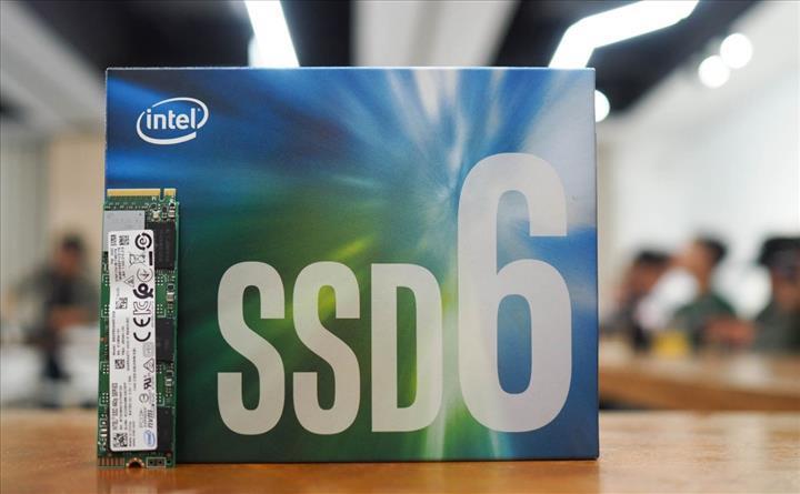 Intel 10 milyon 3D QLC tabanlı SSD üretti