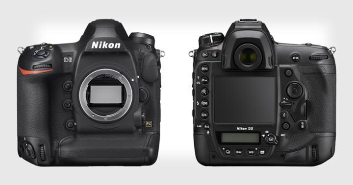 Nikon D6 amiral gemisi tanıtıldı