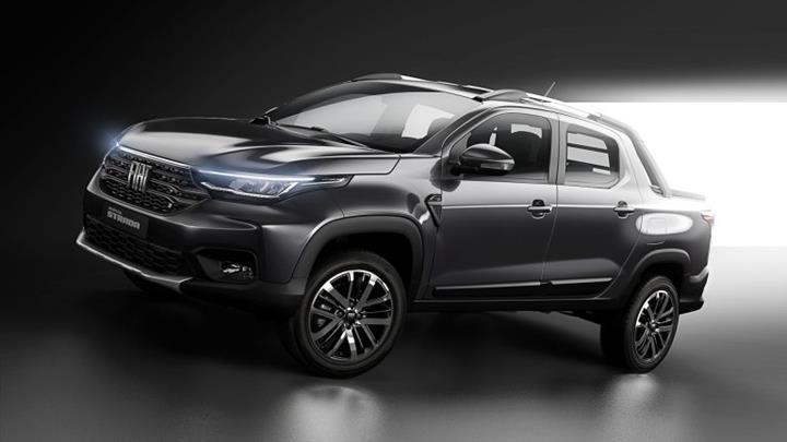 2021 Fiat Strada pickup'tan ilk resmi görüntü geldi