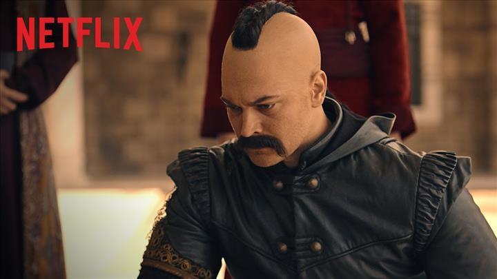 Netflix'in ilk Türk yapımı dizisi Hakan: Muhafız üçüncü sezon fragmanı yayınlandı