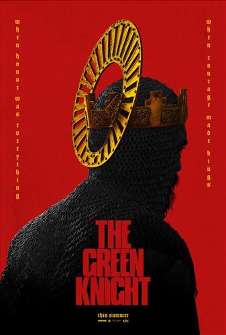 Fantastik orta çağ filmi The Green Knight'tan etkileyici fragman
