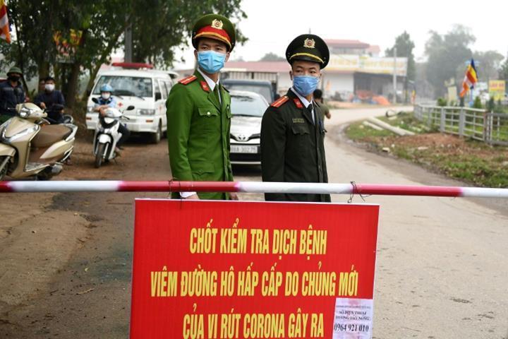 Kovid-19 salgını nedeniyle Vietnam'da 10 bin kişi karantinaya alındı