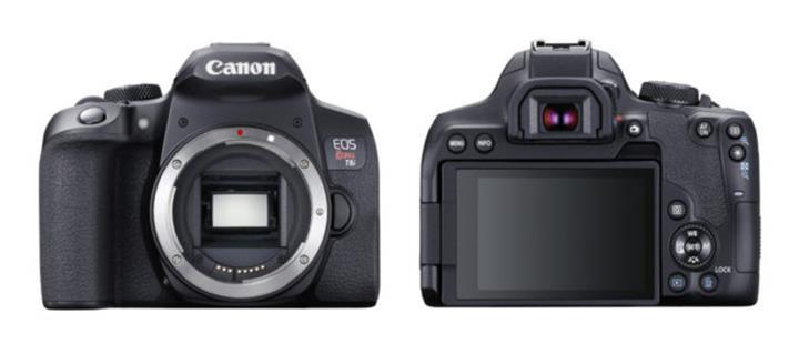 Canon EOS 850D ya da diğer adıyla EOS Rebel T8i DSLR modeli tanıtıldı